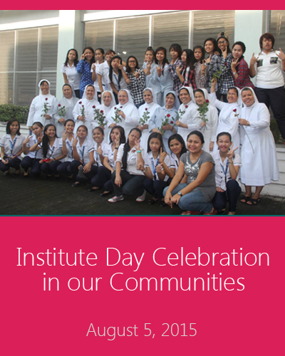 gallery images - institute day