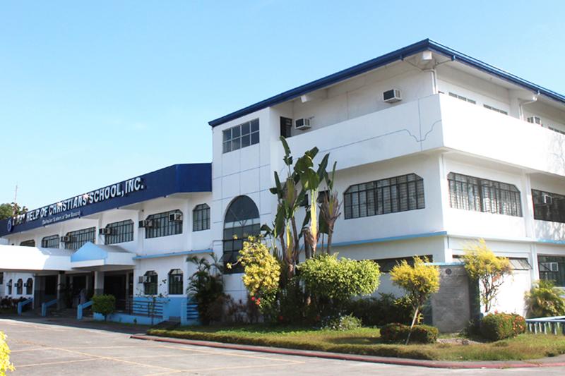 14 - mhcs mabalacat facade - fma philippines